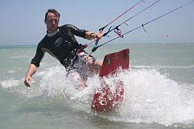 Learn to Teach Kite Surfing