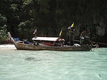 Diving Fun in Phi Phi Thailand