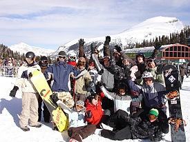 Work and Ski Abroad