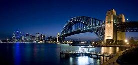 Jobs in Australia - Sydney Harbor Bridge