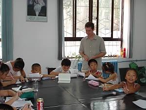 teaching English abroad photo