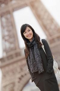 Study abroad student photo